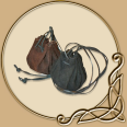 LARP Accessories -Zacharias Bag